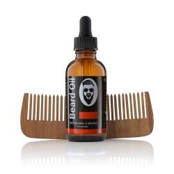 Dầu Dưỡng Râu Beard Oil No.01 10ml