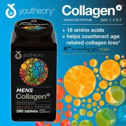 Viên Uống Collagen Men Cho Nam 390 Viên Của Mỹ
