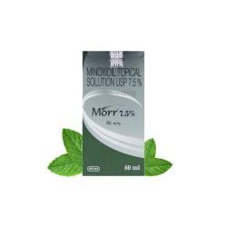 Thuốc mọc râu tóc Minoxidil Morr 7.5% lỏng