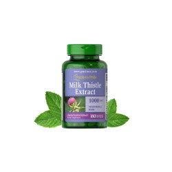 Thuốc Giải Độc Gan Milk Thistle 1000 mg
