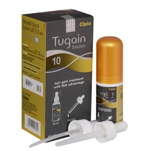Dung Dịch Mọc Tóc Tugain Minoxidil 10% Dạng Lỏng - Nam